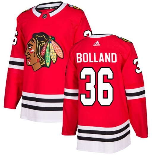 Dave Bolland Chicago Blackhawks Youth Adidas Authentic Red Home Jersey