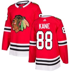 Patrick Kane Chicago Blackhawks Youth Adidas Authentic Red Home Jersey