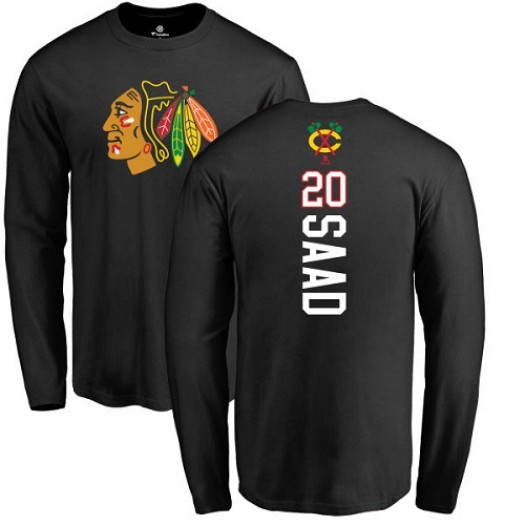 Brandon Saad Chicago Blackhawks Youth Adidas Premier Red Home Jersey