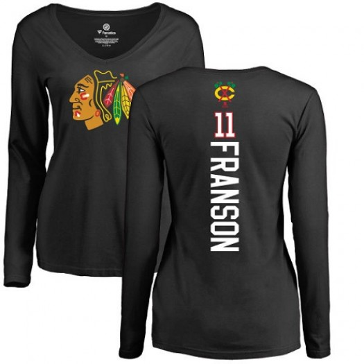 Cody Franson Chicago Blackhawks Women's Adidas Premier Red Home Jersey