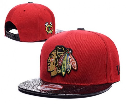 Chicago Blackhawks Men's Stitched Snapback Hats 001