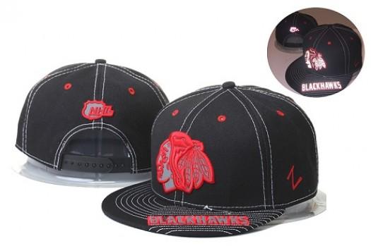 Chicago Blackhawks Men's Stitched Snapback Hats 002