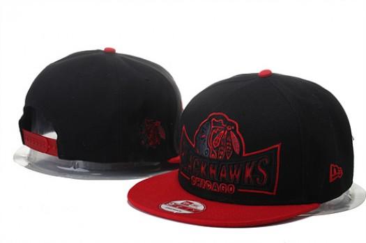 Chicago Blackhawks Men's Stitched Snapback Hats 003