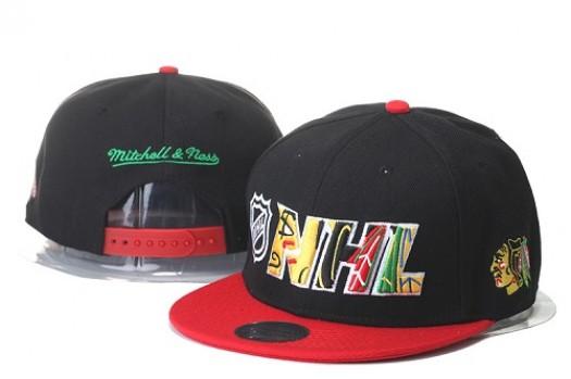 Chicago Blackhawks Men's Stitched Snapback Hats 004