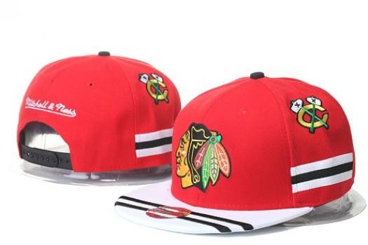Chicago Blackhawks Men's Stitched Snapback Hats 005