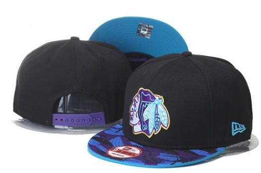 Chicago Blackhawks Men's Stitched Snapback Hats 006