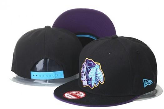 Chicago Blackhawks Men's Stitched Snapback Hats 007
