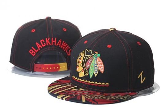 Chicago Blackhawks Men's Stitched Snapback Hats 009