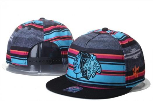 Chicago Blackhawks Men's Stitched Snapback Hats 012