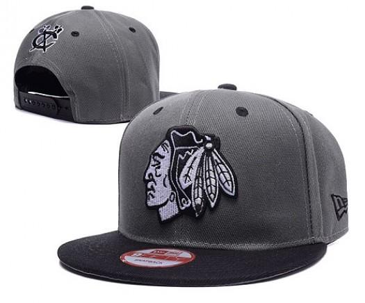 Chicago Blackhawks Men's Stitched Snapback Hats 013