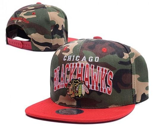 Chicago Blackhawks Men's Stitched Snapback Hats 016