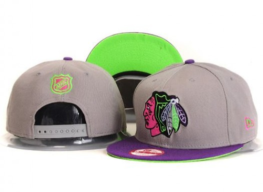 Chicago Blackhawks Men's Stitched Snapback Hats 018